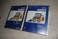 Volvo Mc60 Mc70 Skid Steer Loader Repair Shop Service Manual Book Guide Overhaul