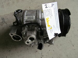 Klimakompressor Audi A8 3.0TDI Quattro Limousine Modell 2013 4H0260805E