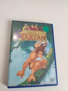 DVD-tarzan-de-Walt-Disney-clasicos