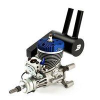 Evolution Evoe33gx 33gx 33cc (2.00) 2 Stroke Gas Airplane Engine