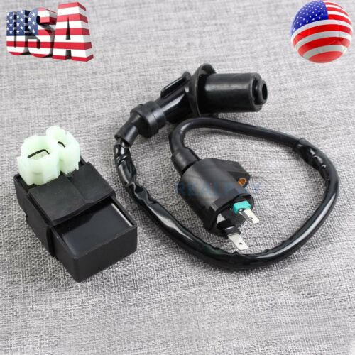 Ignition Coil /& CDI for Honda FourTrax 250 TRX250X 1987 1988 1989 1990 1991 1992