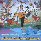 Wild and Woolly Wiggle Songs by Johnette Downing (CD, Dec-2001, CD Baby (distributor))
