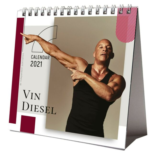 Vin Diesel 2021