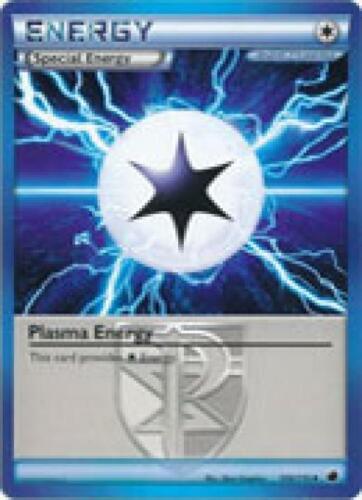 U 4x Pokemon B/&W Plasma Freeze Card # 106 BW9-106 Plasma Energy