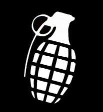 Grenade  snowbaord skateboard  punk  BMX Guitar Phone Laptop Case