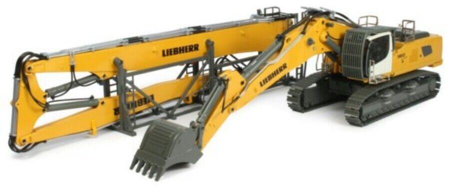 LIEBHERR R 960 diecast demolition excavator,  1 50, conrad (superb model)