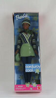 Mattel Corduroy Cool Barbie Doll (1999) - 00074299246586 Toys