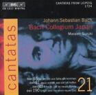 Bach: Cantatas, Vol. 21 - BWV 65, 81, 83 (CD, Mar-2003, BIS (Sweden))