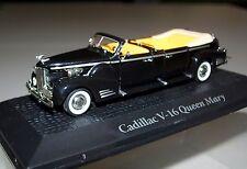 Cadillac V16 Queen Mary - V 16 - Chefs d'Etat Truman 1948 - 1/43