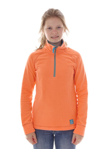 O`Neill Fleece pullover Function top Slope orange Half Zip warming