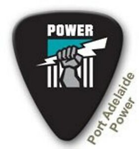 Port-Adelaide-Power-Guitar-Picks-5-Pack-Official-AFL-Product