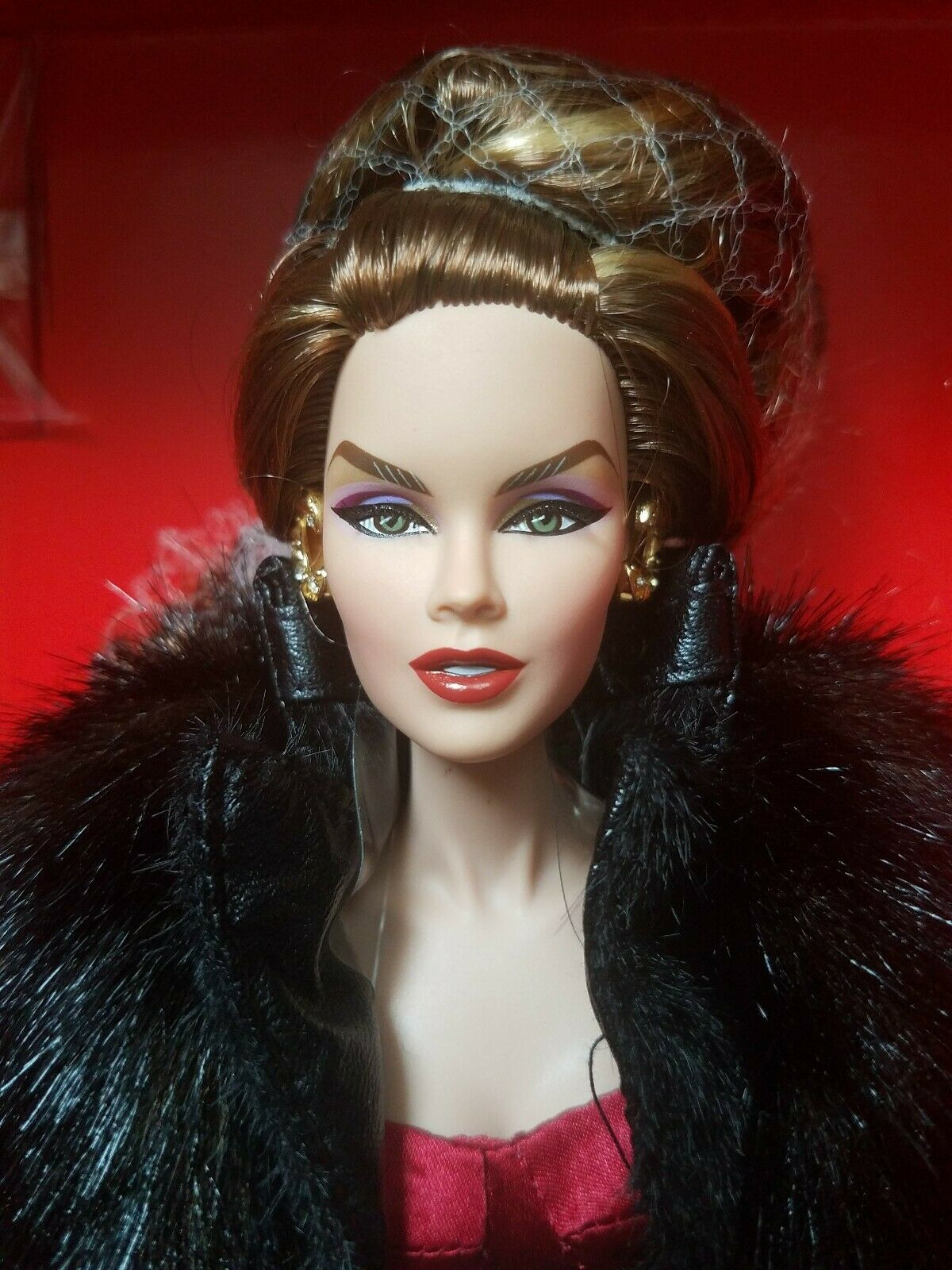 NRFB BEAST NU FANTASY COLLECTION FASHION ROYALTY INTEGRITY Doll