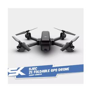 SALE! SJRC Z5 WiFi 1080P GPS Active Track Folding Drone