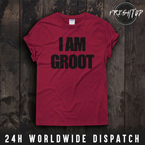 2 The Rock Avengers Star Lord I Am Groot T Shirt Guardians Of The Galaxy Vol