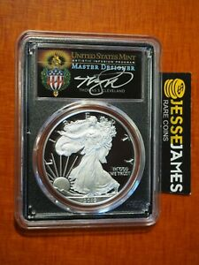 2019-W-PROOF-SILVER-EAGLE-PCGS-PR70-CLEVELAND-TORCH-FIRST-DAY-ISSUE-FUN-SHOW