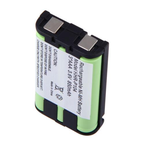 Phone Battery For Panasonic KX-TG2303 KX-TG2313 KX-TG2343 KX-TG2312 KX-TG2314