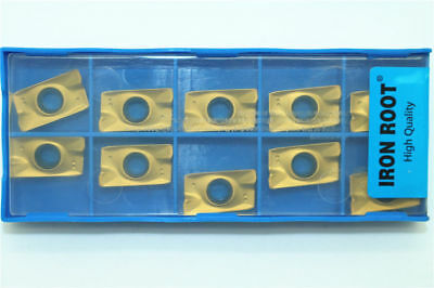 10P APMT 1604PDER-FM P6115 CNC Carbide Milling insert For stainless steel//steel