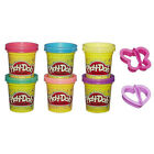 Play-Doh Sparkle Collection 6pack Modelling Compound