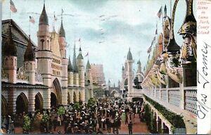 1908-Coney-Island-Scenes-in-Luna-Park-20000-Leagues-Under-the-Sea-NYC-Postcard