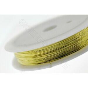 Fili-in-ottone-diametro-0-3mm-0-4mm-0-5mm-0-6mm-0-8mm-1mm