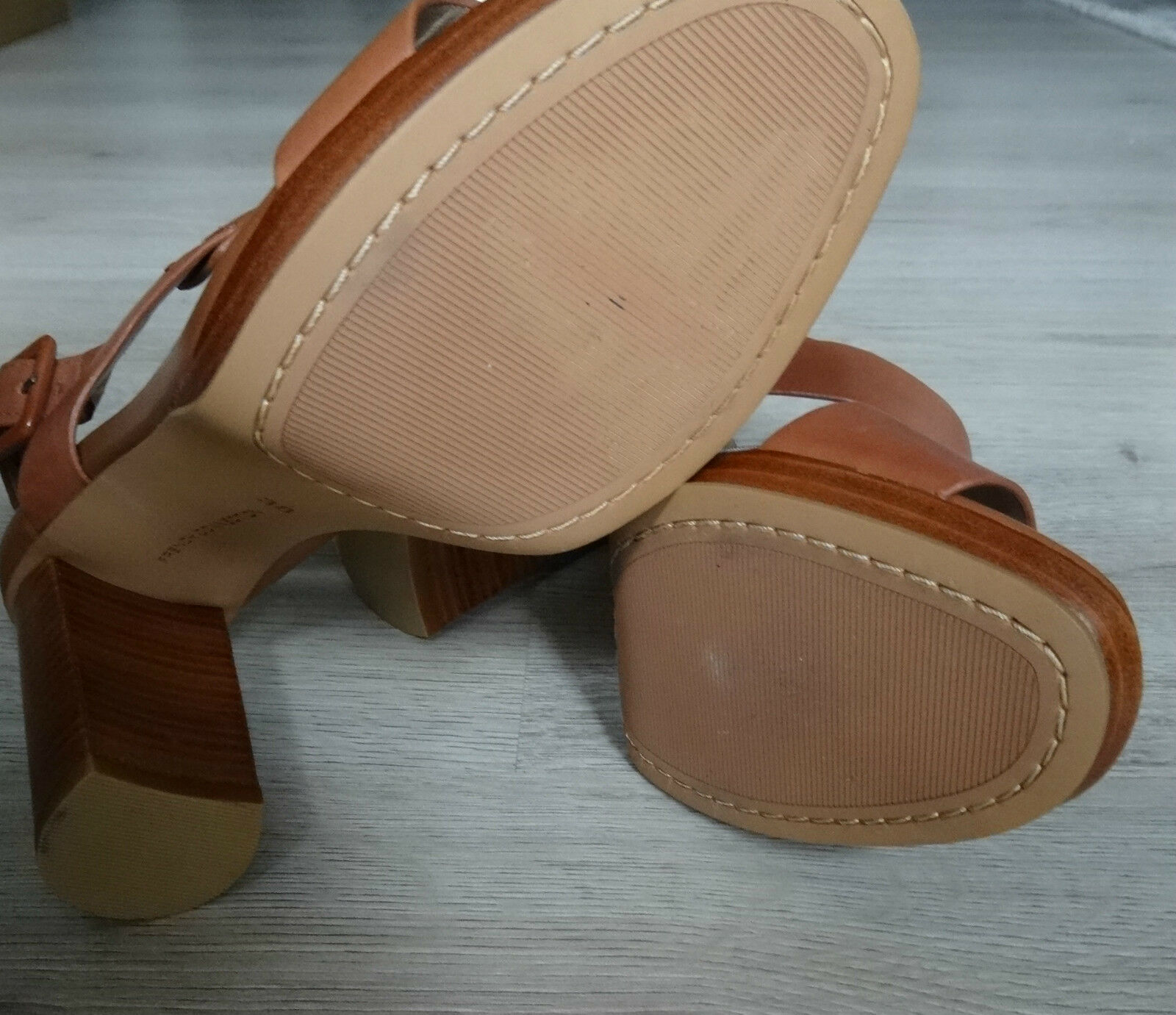 French Connection Connection French Sandalen braun 38 NEU 469333