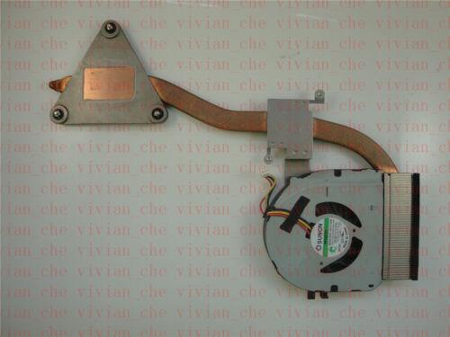Original for Dell Vostro 3400 3500 V3400 V3500 cpu cooling fan heatsink 3-Wrie