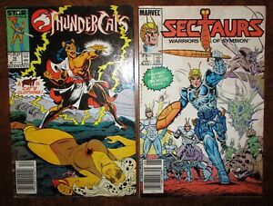 Thundercats-MARVEL-STAR-18-Sectaurs-1-Warriors-of-Symbion-Comic-Cartoon-TV-Comic