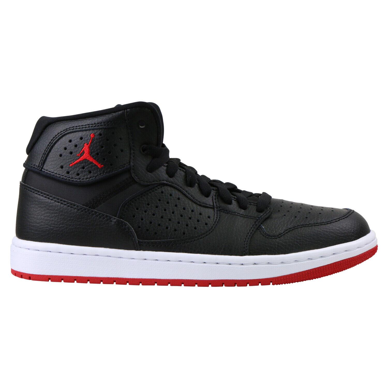 Nike Jordan Access Basketballschuhe Turnschuhe Schuhe Herren Schwarz AR3762 001