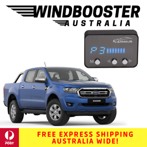 Windbooster-7-Mode-Throttle-Controller-to-suit-Ford-Ranger-PX3-2018-Onwards