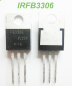 2 x IRFB 3306 IRFB 3306g IRFB 3206g to-220 160a 60 v High Current