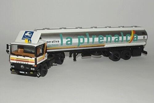 Pegaso 1231 t 1 43 the pyrenees truck truck & trailer IXO semi remorque