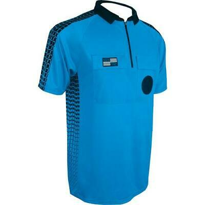 Official Sports College Socer NISOA Blue SS Shirt