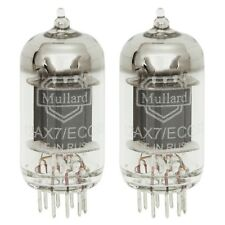Mullard 12ax7 Preamp Vacuum Tube Single