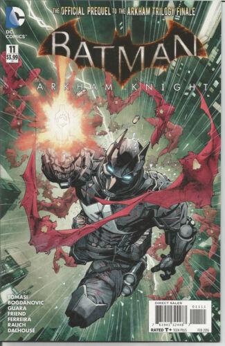 NEAR MINT BATMAN ARKHAM KNIGHT # 11