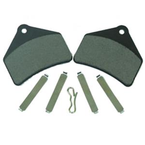 Brake Pads Semi-Metallic~2009 Arctic Cat Crossfire 1000 EFI~Sports Parts Inc.