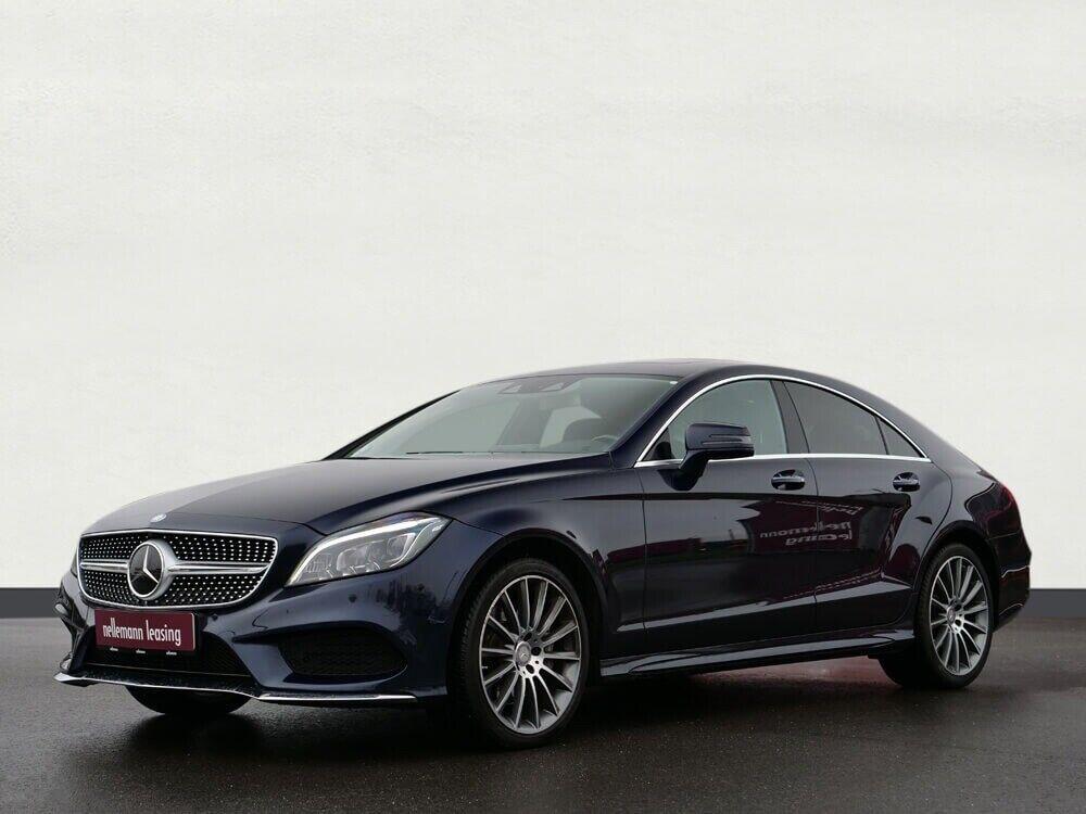 Mercedes CLS350 3,0 BlueTEC aut. 4-M 4d - 3.895 kr.