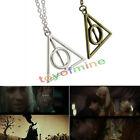 Harry Potter I Doni della Morte fascino talismano ciondolo collana NUOVO