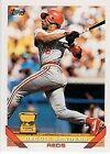 1993 Topps Reggie Sanders 83 Baseball Card