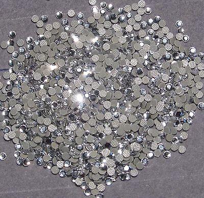 New ss10 3mm  HOT FIX Korean Rhinestones (50 gross) approx 7200 stones