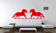 Horse-Animal-Transfer-Wall-Art-Decal-Sticker-A29 thumbnail 8