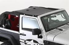 Jeep Wrangler JK Cloak Mesh Extended Soft Top 2007-2016 2 Door Smittybilt 95100