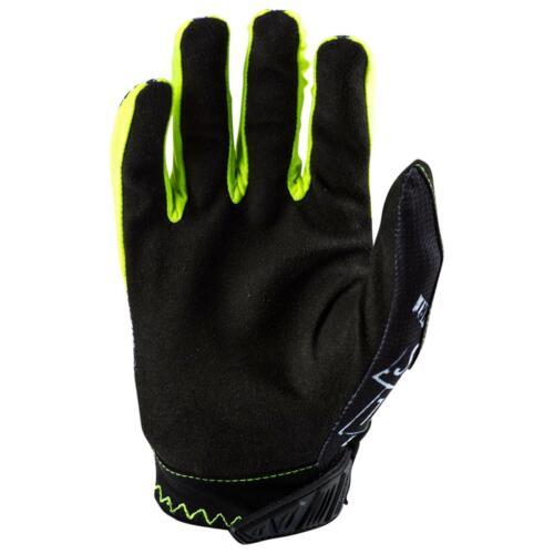 O/'Neal Matrix Children Gloves Attack NEON YELLOW MX MTB DH MOTOCROSS ENDURO