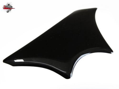 550063 poggiapiedi decorativo 3D nero compatibile per Honda NC 750 X