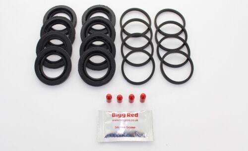 for ALFA 159 2005-2011 FRONT Brake Caliper Seal Repair Kit for Brembo 4230
