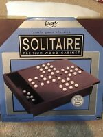Solitaire Premium Wood Cabinet By Fundex