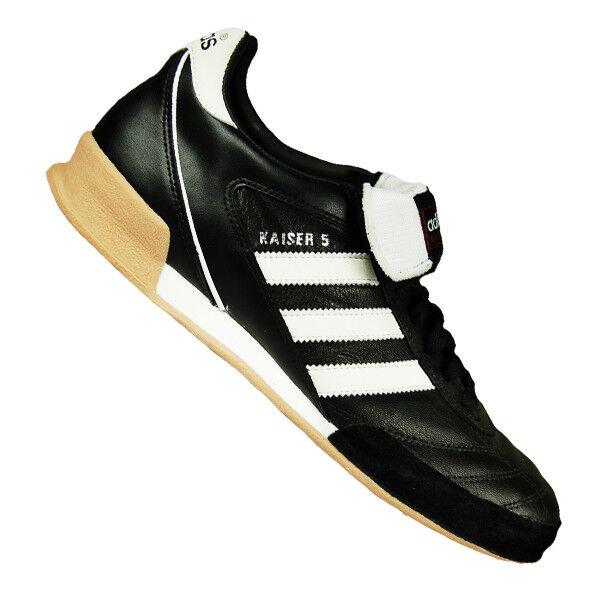 Adidas Kaiser Kaiser Kaiser 5 Goal Halle Schwarz Weiss 6d7d7d