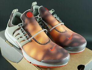 Da-Uomo-OG-2001-Nike-Air-Presto-LAVA-TAGLIA-L-UK-11-13-DS-VINTAGE-MAX-97-AF1-TN-98-95
