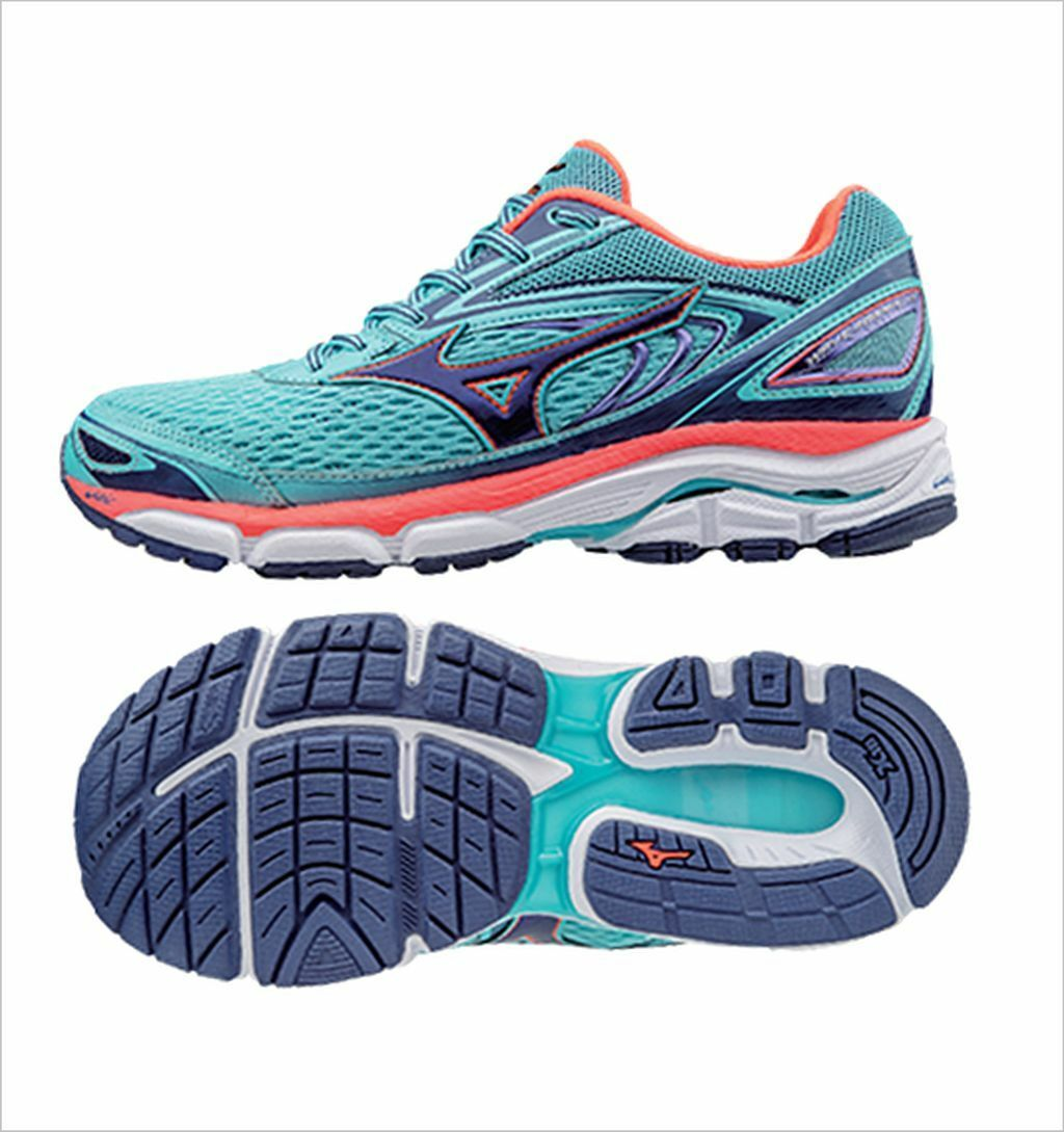 MIZUNO WAVE INSPIRE 13 Donna    Running scarpe 100% Authentic J1GD174425 A 65f1a2