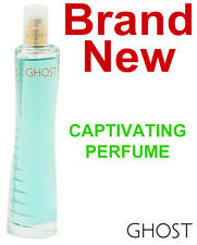 Ghost Captivating Women's Perfume,2.5 ounce Eau De Toilette Test Bottle,New