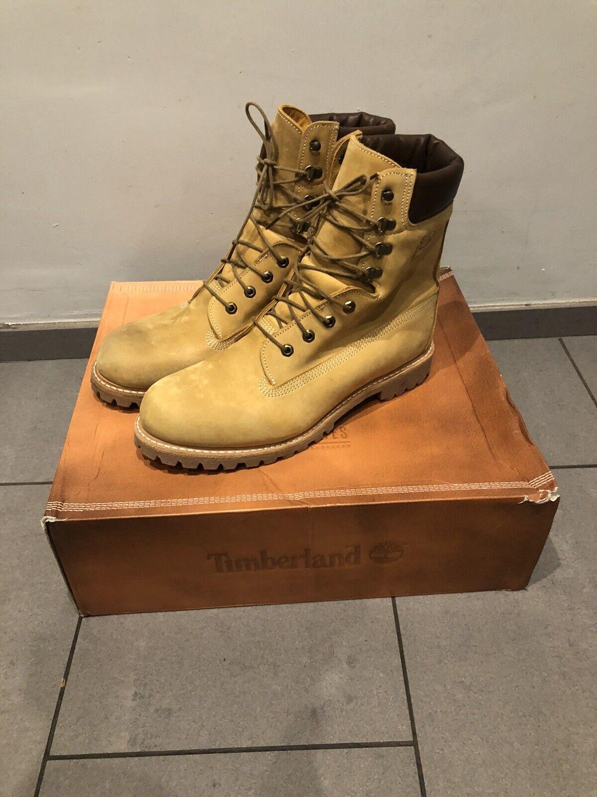 Timberland 8 Inch Boot Made in USA - UK11.5 / US12 / EU46